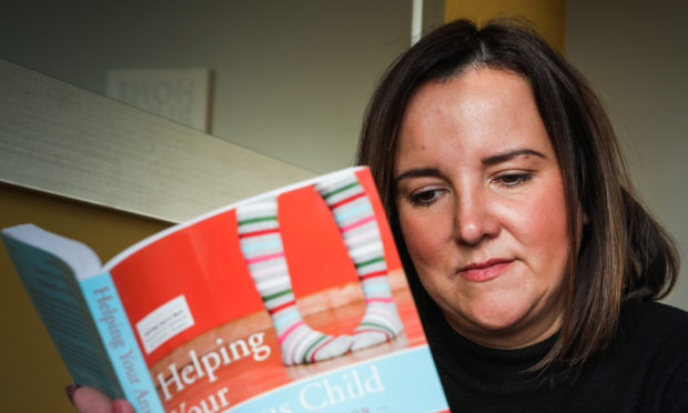 Joy Wilkie has set up a new support group for parents and carers of children who have anxiety, aiming to share their experience as her daughter suffers from the condition.