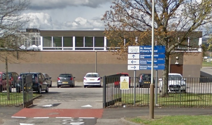 St Ninian's Primary School, Dundee.