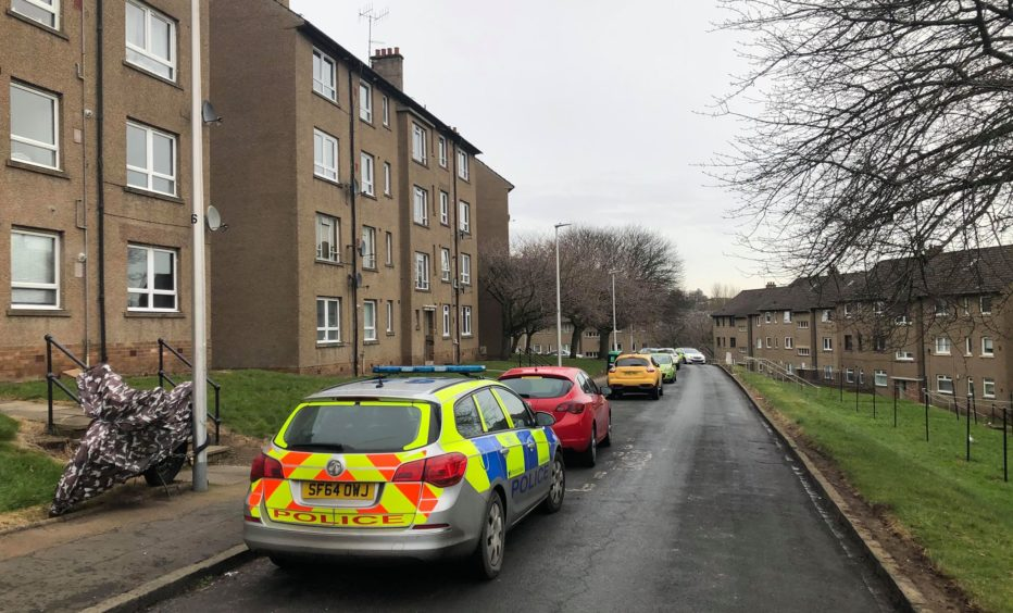 Woman in hospital after alleged sexual assault, with man arrested by Dundee police - Evening Telegraph
