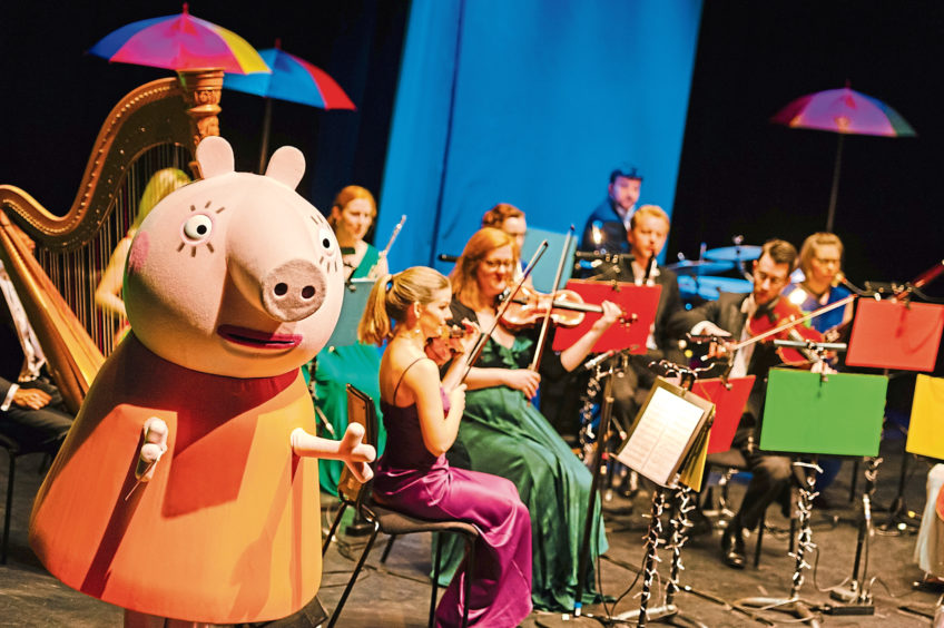 From muddy puddles to Mozart melodies: Peppa Pig interactive theatre show coming to Dundee