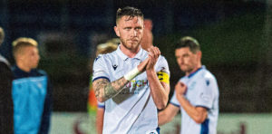 Jordan McGhee appointed Dundee captain as defender agrees to take pay cut