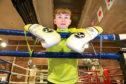 "Luca Flynn who won the ""Scottish Intermediate Championships""."