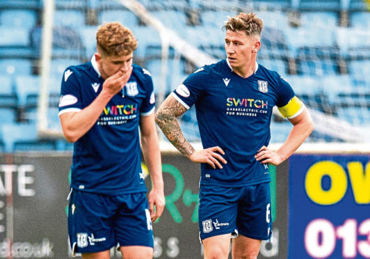 Dundee can't afford a repeat of their debacle against Partick Thistle.