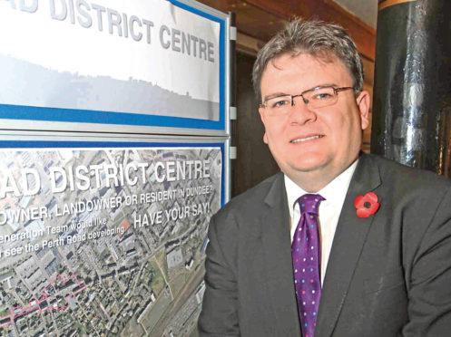 Councillor Richard McCready.