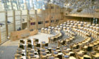 Ewan Gurr will visit the Scottish Parliament today.