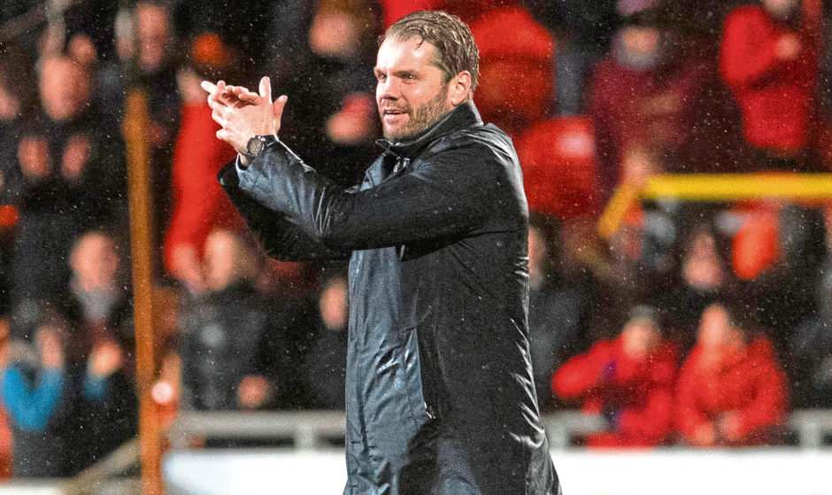 Neilson is gutted his side won't get chance to celebrate title triumph with fans