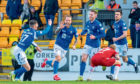 Stevie May grabs a late equaliser for St Johnstone against Rangers.