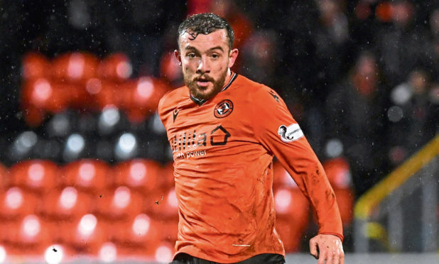Paul McMullan could be a key player for Dundee United this season