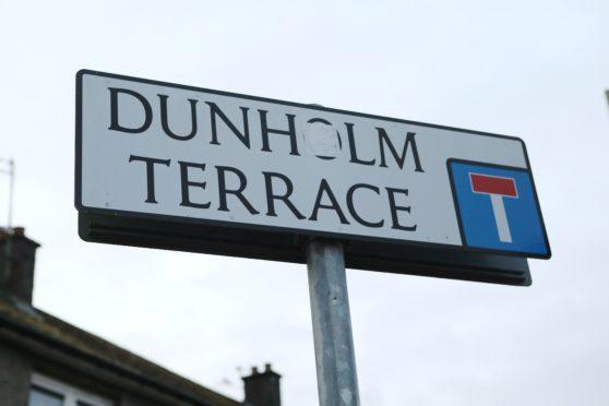 Dunholm Terrace.