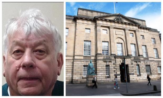 David Bowman was found guilty at the High Court in Edinburgh.