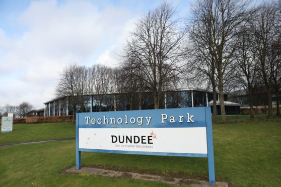 Dundee Technology Park.