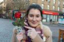 Lauren Stewart, 25, from Whitfield.