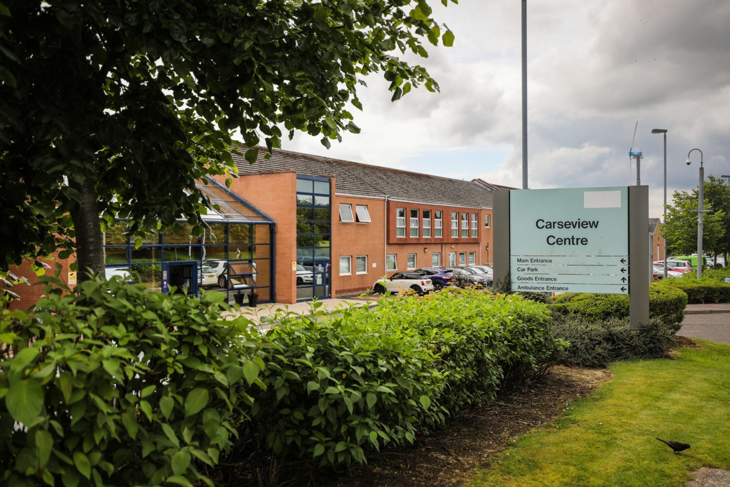 Courier/Tele News, file pics, CR0012081 . Pic shows; general view of the exterior of Carseview Hospital in Dundee. Wednesday, 24th July, 2019. Kris Miller/DCT Media.