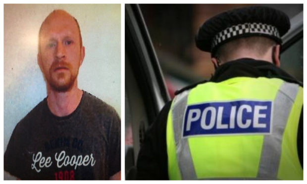 Ryan Landels, left, was last seen on Monday.