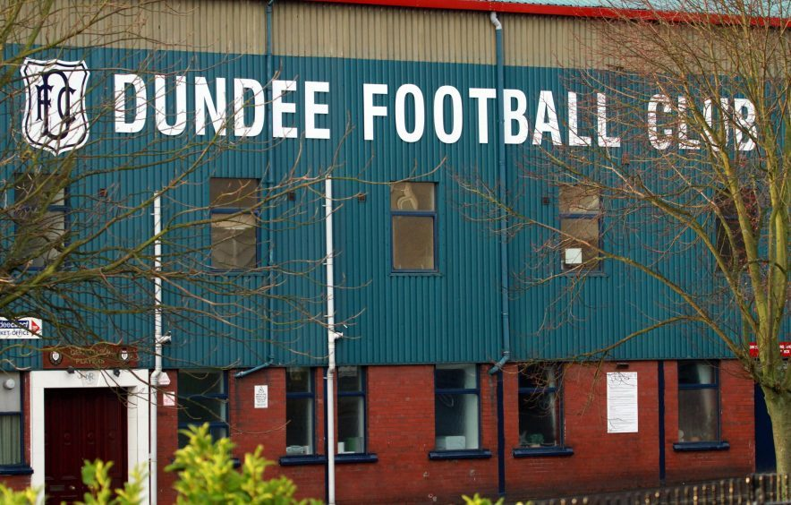 Dens Park chiefs face tough decision in wake of football shutdown