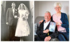 George and Jessie have been married for 60 years.