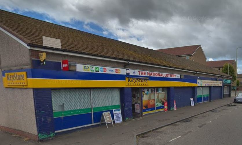 The Keystore in Dunholm Road.