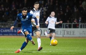 Dundee 2-0 Ayr: Hemmings and Crankshaw strikes see Dark Blues leapfrog Honest Men
