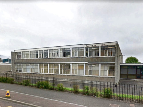 Angus Housing Association wants to create a new communal cul-de-sac next to Longhaugh Road in Whitfield, on land where St Luke's and St Matthew's RC Primary once stood.