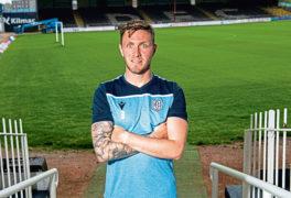 Jordan McGhee is determined the coronavirus lockdown won't knock Dundee off course