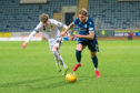 Declan McDaid turned in a good performance as Dundee were held by Alloa at Dens Park on Tuesday night. However, the left wing-back is keen to add goals to his game.