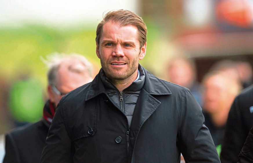 Robbie Neilson's men will have a crack at the top flight next season