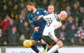 Dee front man admits it's now 'make or break' for Dundee's play-off hopes