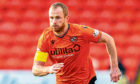 Dundee United captain Mark Reynolds.