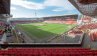 Dundee United could start the Premiership season in an empty Tannadice.