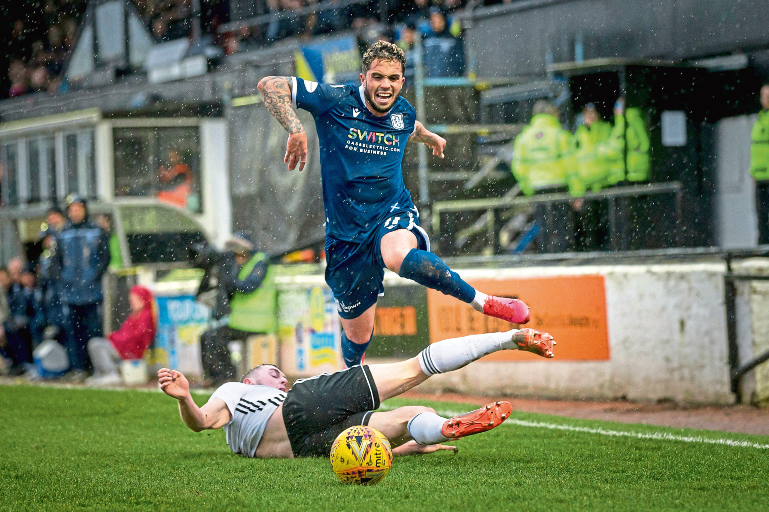 Declan McDaid can make an impact in top flight says McPake