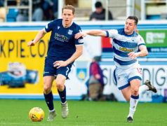 'He has no regrets' Ex-Dundee loan ace Christophe Berra's professionalism praised by Hearts team-mate Craig Gordon