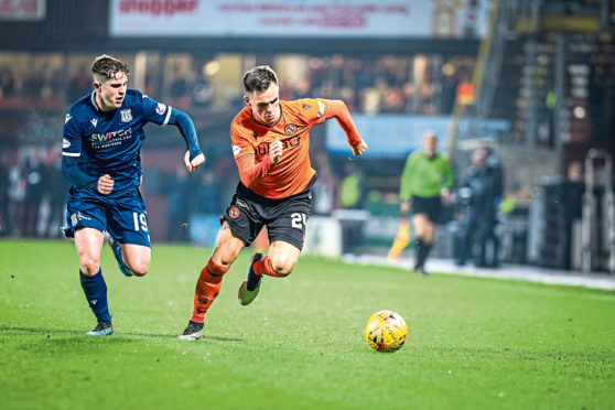Dundee United and Dundee stars have been furloughed