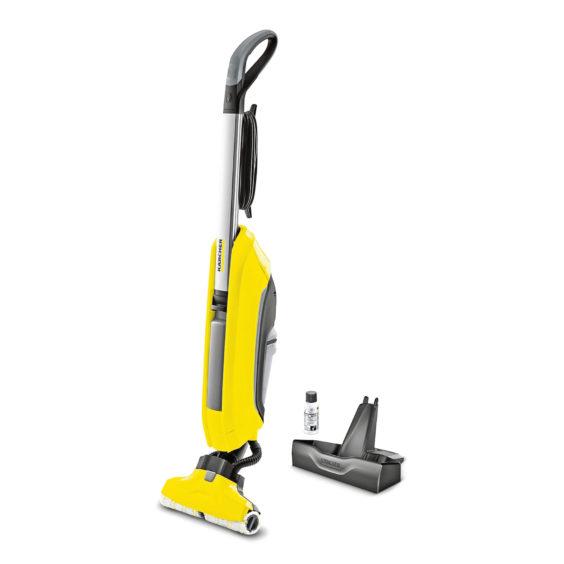 Tech Talk Derek Uchman Reviews Hard Floor Cleaners
