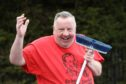 Jimmy Young from Menzieshill has become known worldwide as The Singing Janny with his homemade videos.