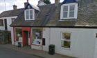 Glenfarg Village Shop.
