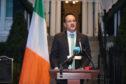 Taoiseach Leo Varadkar at Blair House, Washington DC.