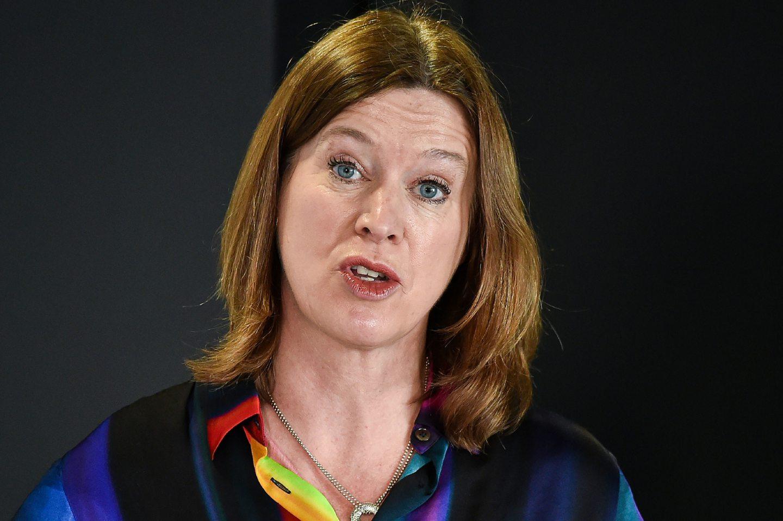 Scotland's Chief Medical Officer Dr Catherine Calderwood.