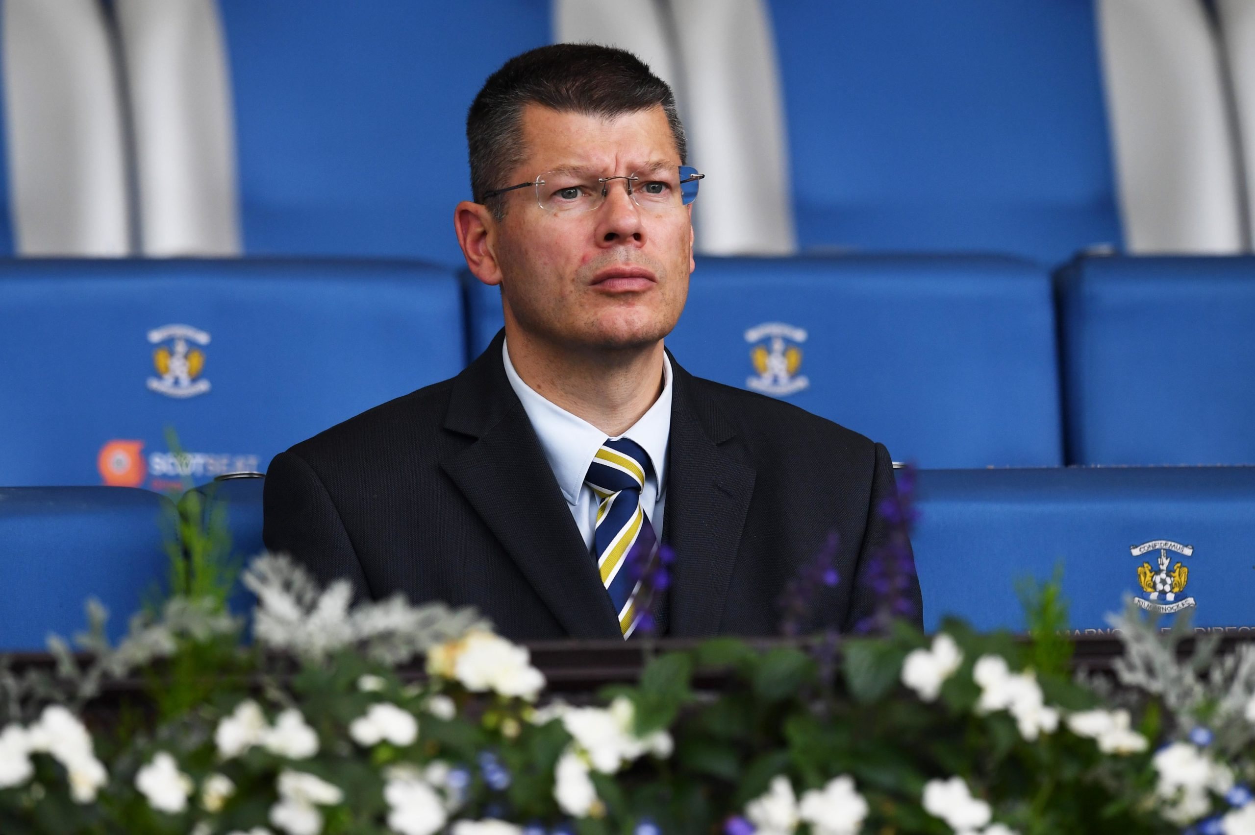 SPFL chief Neil Doncaster has been criticised by Rangers