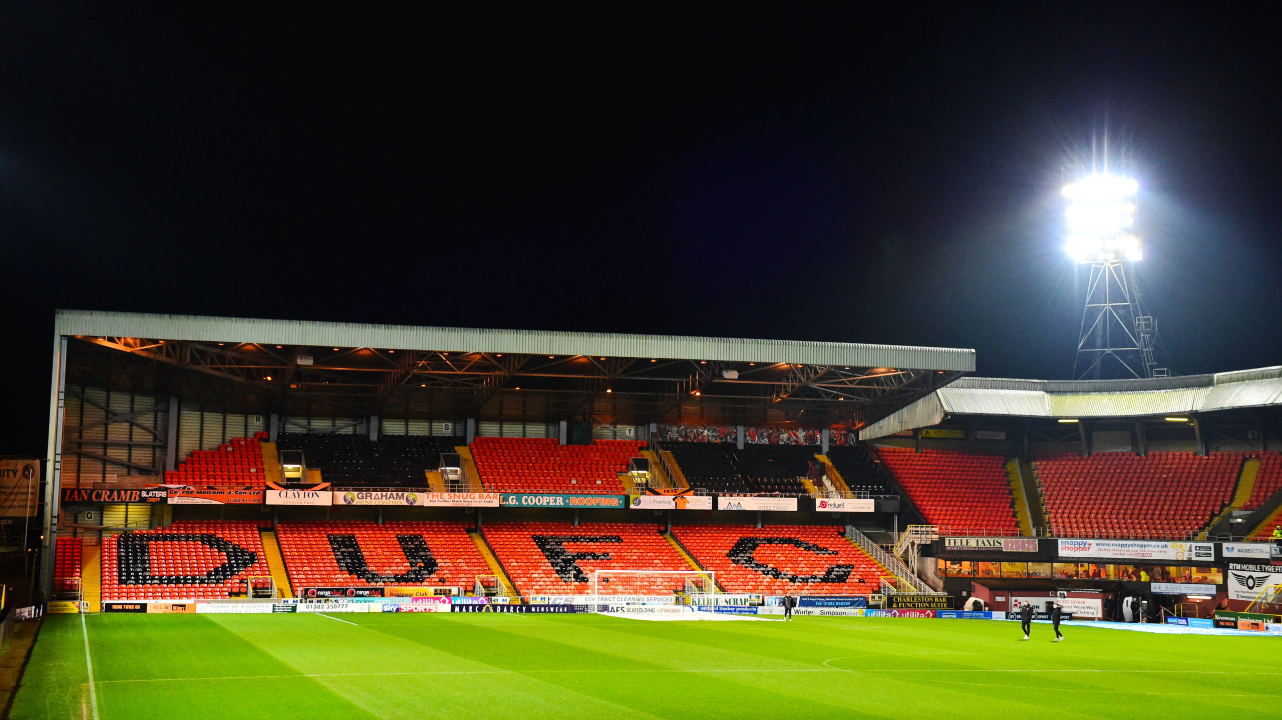 Dundee United's Championship title dream is up in the air