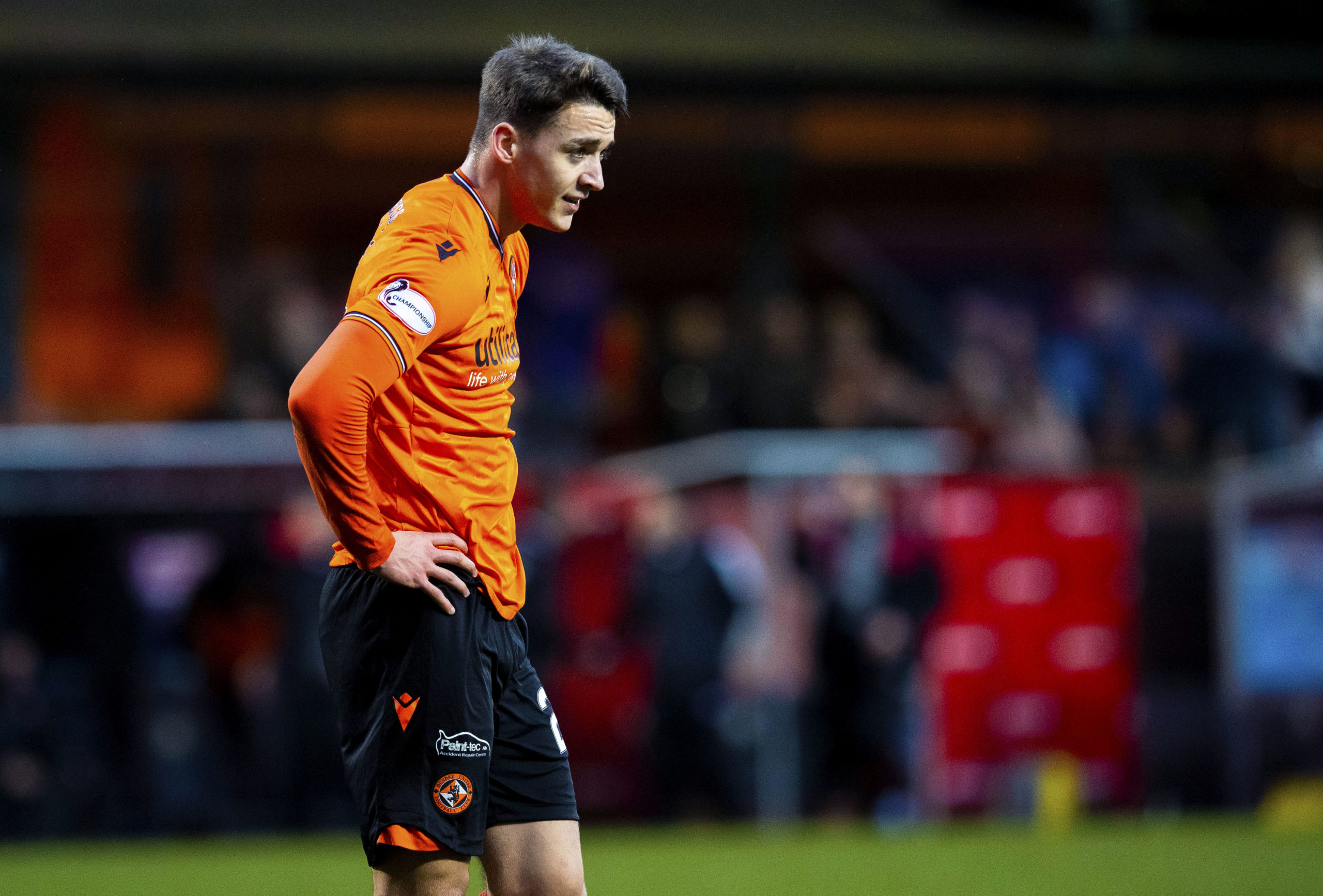 Louis Appere has been outstanding for Dundee United this season.