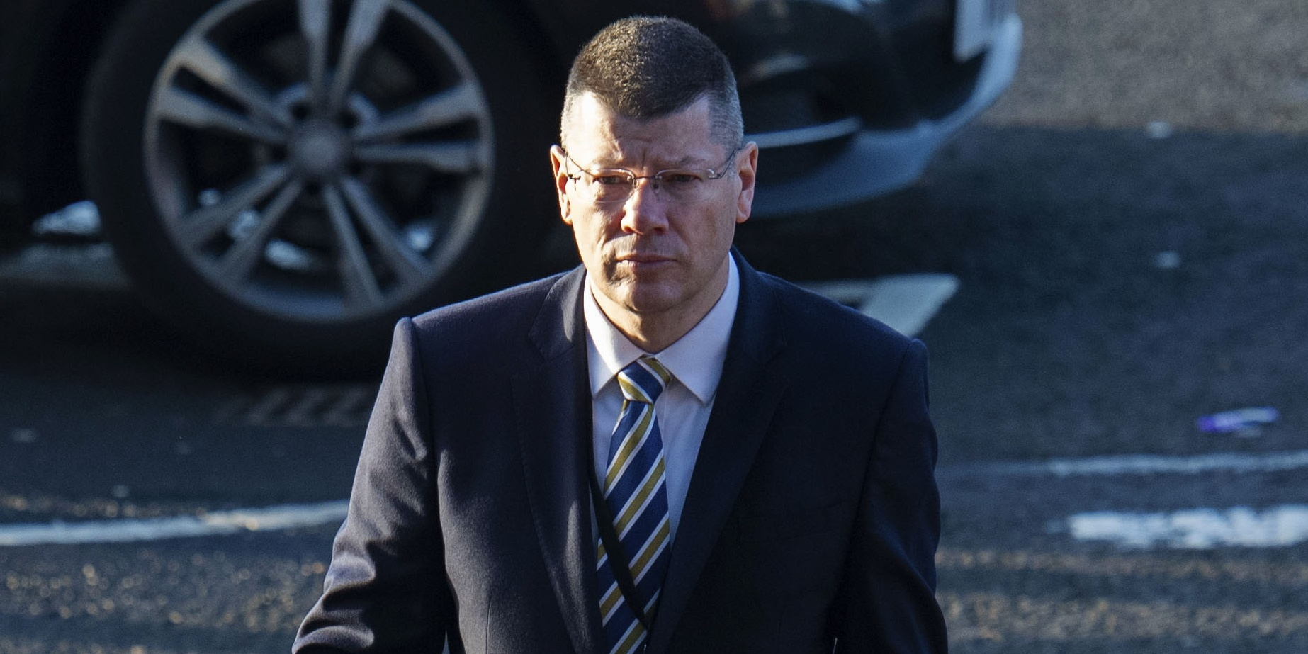 SPFL chief Neil Doncaster faces huge decisions regarding the domestic game