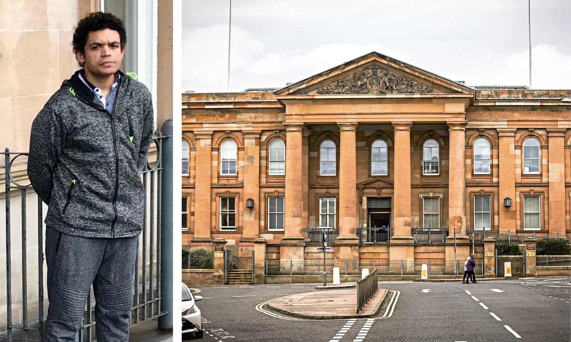 Adam Smith-Huntsman admitted a series of thefts and dodging court dates.
