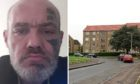 Gary Myles was jailed after swinging an axe at a teenage neighbour.