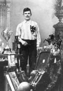 On this day: the Victorian trio who became Dundee's first Scotland stars
