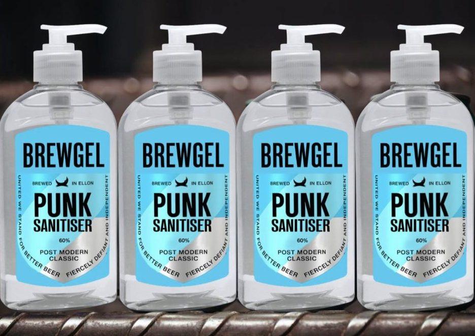 BrewGel, from BrewDog.