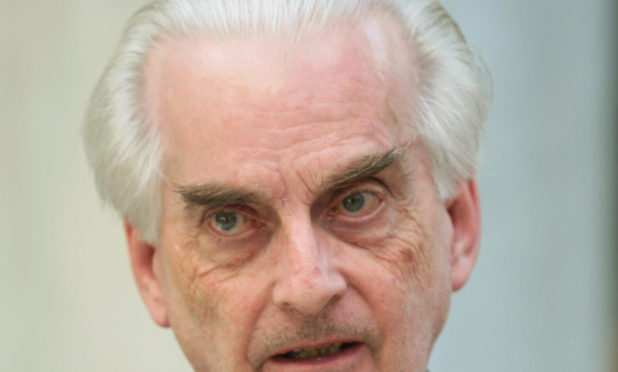 Professor Hugh Pennington.