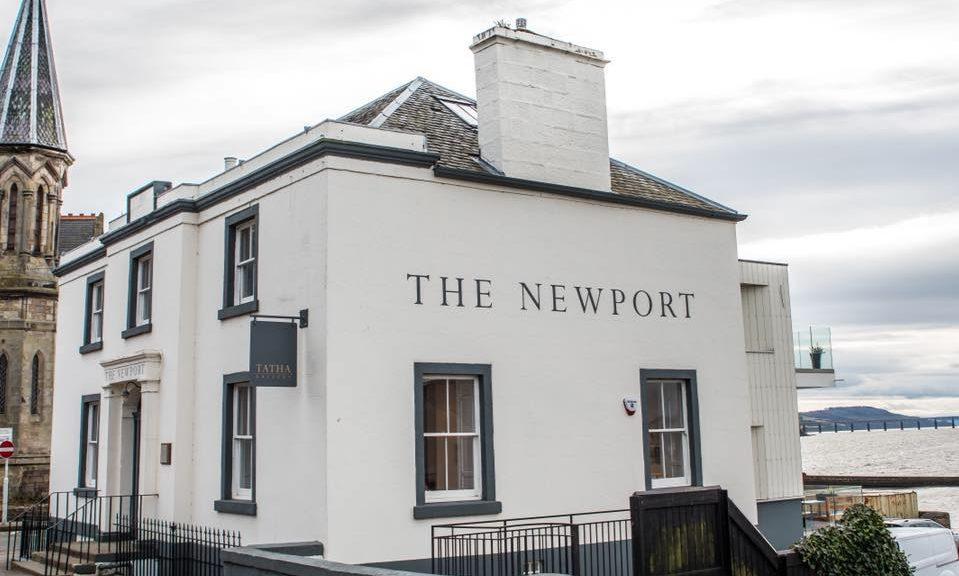 The Newport Restaurant.
