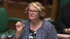 Dr Phillipa Whitford, MP for Central Ayrshire.