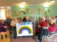 The kindness of local businesses lift spirits of care home teams across Balhousie Care Group.