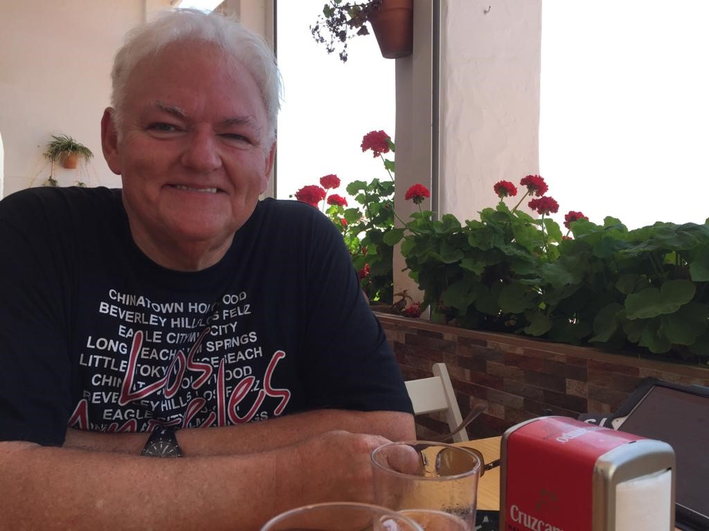 Alan Masterton is running a competition to send a frontline NHS worker on holiday.